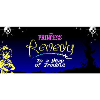Princess Remedy 2: In A Heap of Trouble [Steam Digital Key] INSTANT DELIVERY