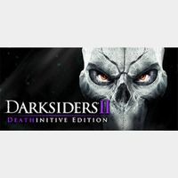 Darksiders II: Deathinitive Edition [Steam Digital Key] INSTANT DELIVERY