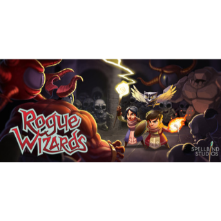 Rogue Wizards [Steam Digital Key] INSTANT DELIVERY