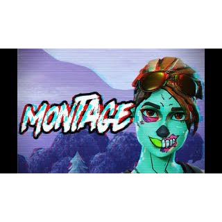 I will edit a fortnite video for you