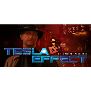 Tesla Effect: A Tex Murphy Adventure Steam Key Global Auto Delivery - 2 for $0.80