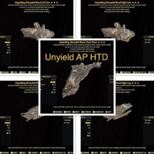 Apparel | UNY AP HTD Wood Set