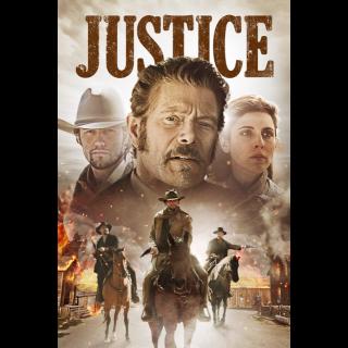 Justice *Digital Code* iTunes