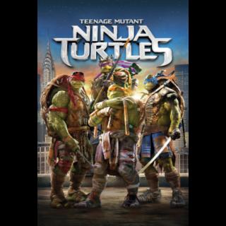 Teenage Mutant Ninja Turtles ** Vudu/ iTunes
