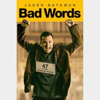 Bad Words * Digital Code * iTunes