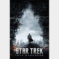 Star Trek Into Darkness *Digital Code* Vudu