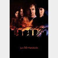 Les Misérables *Digital Code* Movies Anywhere
