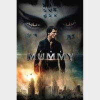 The Mummy *Digital Code* Movies Anywhere