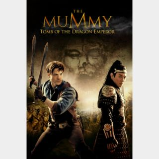 The Mummy: Tomb of the Dragon Emperor * Movies Anywhere
