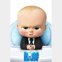 The Boss Baby *Digital Code* MA/Vudu