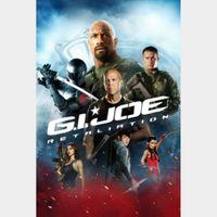 G.I. Joe: Retaliation *Digital Code* Vudu
