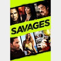 Savages * Digital Code * iTunes