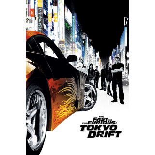 The Fast and the Furious: Tokyo Drift ** Movies Anywhere **