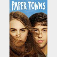 Paper Towns *Digital Code* MA/Vudu