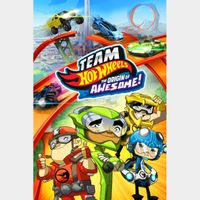 Team Hot Wheels: The Origin of Awesome! * iTunes *