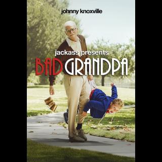 Jackass Presents: Bad Grandpa *Digital Code* iTunes