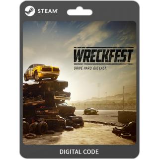 wreckfest Steam Key Global - 𝑰𝑵𝑺𝑻𝑨𝑵𝑻
