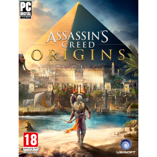 Assassin's Creed Origins Uplay Humble Gift link
