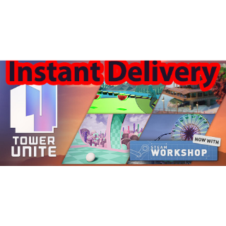 Tower Unite Steam Instant Delivery