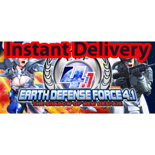 Earth Defense Force 4.1 Steam Instant Delivery