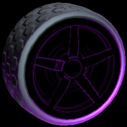 Gripstride HX: Inverted   Purple