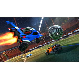 I will Play Rocket league with you for a half an hour or more (5$ credit bonus)