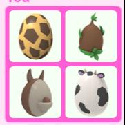 Other   Bundle Safari Eggs