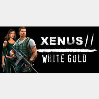 Xenus 2. White gold.