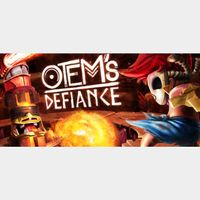 Otem's Defiance Steam CD Key