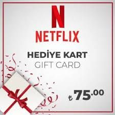 5x75 TL Netflix Gift Card - TURKEY ➡️ FAST DELIVERY - BEST PRICE 🚀