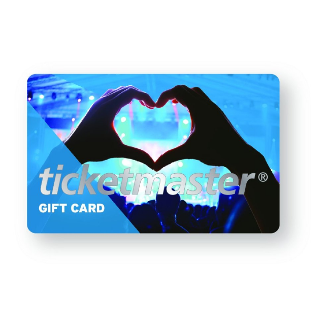$100 00 Ticketmaster gift card ( $50 x 2 ) - Other Gift Cards