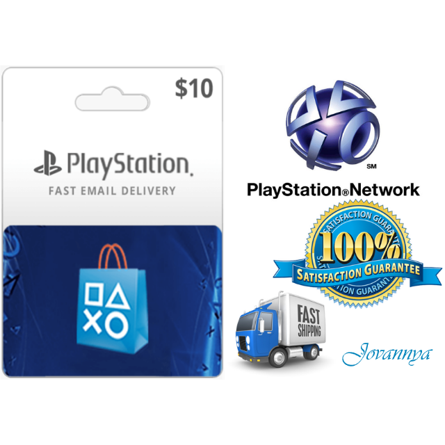$10.00 PlayStation Store | INSTANT DELIVERY