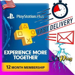 PlayStation Plus 365 Days   𝐈𝐍𝐒𝐓𝐀𝐍𝐓 𝐃𝐄𝐋𝐈𝐕𝐄𝐑𝐘