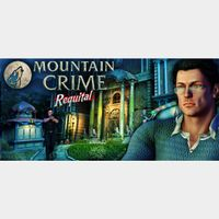Mountain Crime Requital - Steam - Instant Delivery