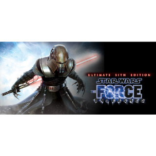 STAR WARS The Force Unleashed Ultimate Sith Edition - Steam - Instant Delivery