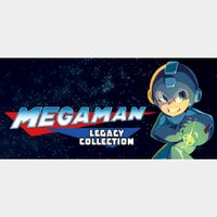 Mega Man Legacy Collection - Steam - Instant Delivery!