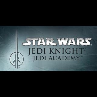 STAR WARS Jedi Knight - Jedi Academy - Steam - Instant Delivery