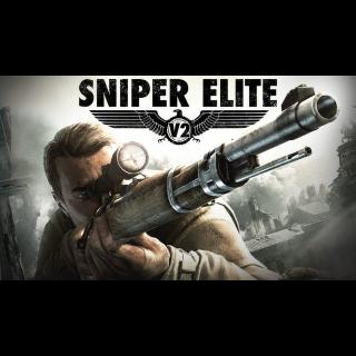 Sniper Elite v2 - Instant Delivery - STEAM