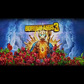 Borderlands 3 All Systems 3 Golden Keys Voucher + Chance to win Bonus Code!