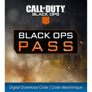 Black Ops 4 Seasons Pass Ps4 ~ Instant Delivery