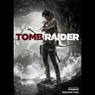 Tomb Raider Xbox 360 Digital Voucher