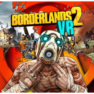 Borderlands 2 PSVR ~ Instant Delivery