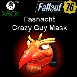 Apparel | Fasnacht Crazy Guy Mask