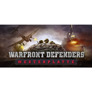 Warfront Defenders: Westerplatte + Bonus (at description)
