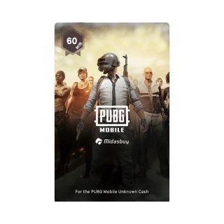 $1.00 PUBG Mobile (60 UC)  Global