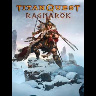 Titan Quest: Ragnarök  LATAM /RU/CN/IN/TR