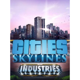 Cities: Skylines - Industries Steam Key