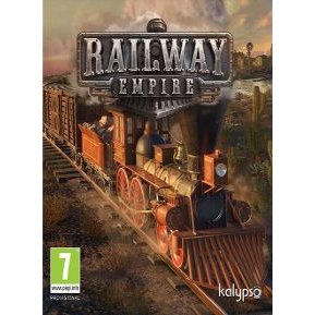 Railway Empire Steam Key PC GLOBAL