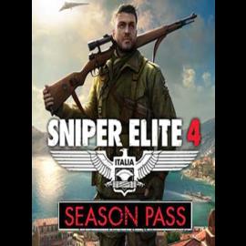 Sniper Elite 4 - Season Pass Key Steam GLOBAL