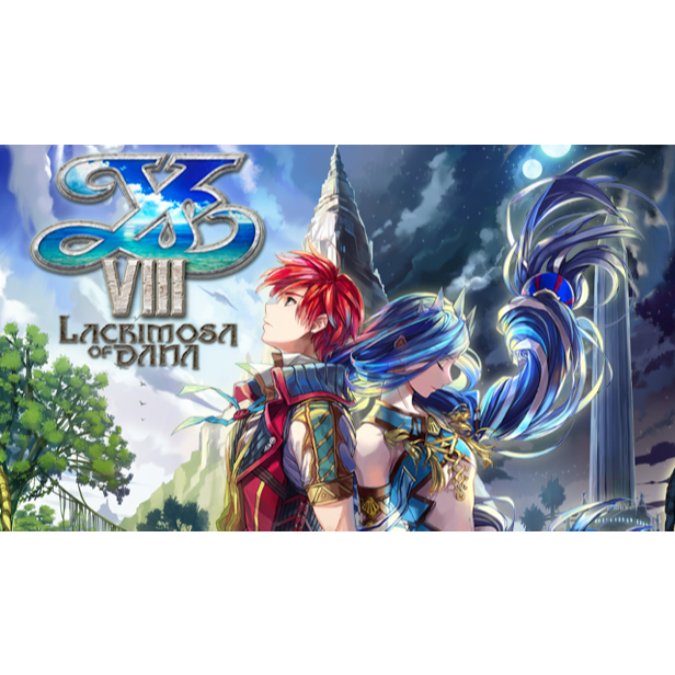 Ys VIII: Lacrimosa of DANA Steam Key PC GLOBAL